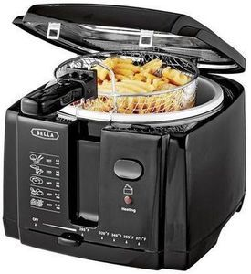 Bella 2-liter Deep Fryer After Rebate