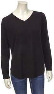 Isela Womens Pullover V-Neck Sweater Isela Women's Sweaters
