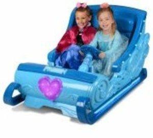 Disney Frozen 12-Volt Ride-On Sleigh Disney Frozen 12-Volt Ride-On Sleigh