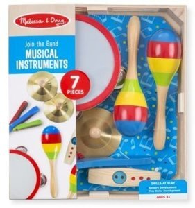 Melissa & Doug Musical Instruments Set