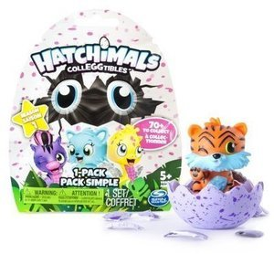 Hatchimals CollEGGtibles Single