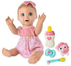 Select Spin Master Luvabella Dolls