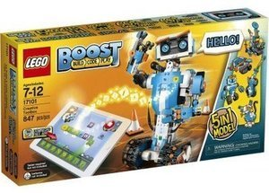 Lego Boost Robot