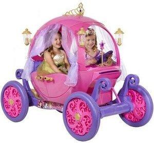Disney Princess Carriage 24V Ride-On