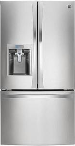 Kenmore Elite 29.8 cu. ft. French Door Bottom-Freezer Refrigerator