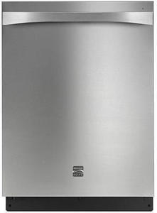 Kenmore Elite Dishwasher with 360 Degree PowerWash Technology and TurboZone Spray Jets 02214753