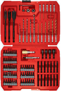 Craftsman 100-Piece Speed-Lok Impact Drill and Drive Set