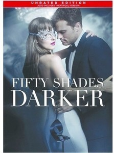 Fifty Shades Darker (DVD)
