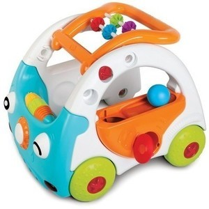 Infantino Gaga 3-in-1 Activity Walker