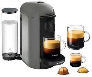 Nespresso VertuoPlus Gray by Breville
