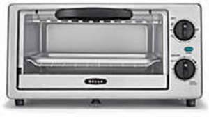 Bella Toaster Oven After Rebate