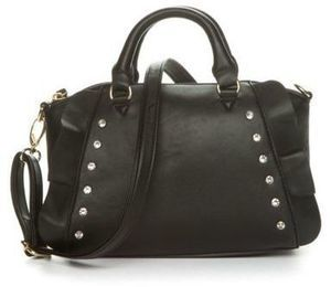 New Directions Ruffle Bling Mini Satchel