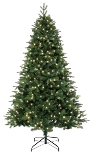 7' Light Command Color Changing Prelit LED Artificial Tree