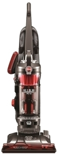 Hoover WindTunnel Bagless Upright Vacuum 12 amps HEPA Black
