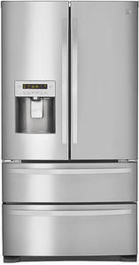 Kenmore 72493 26.7 cu. ft. 4-Door French Door Refrigerator