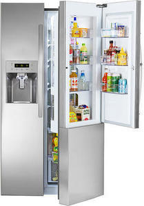 Kenmore 26.1 cu. ft. Side-by-Side Refrigerator