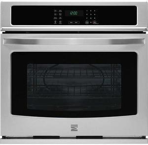 "Kenmore 30"" Electric Self-Clean Single Wall Oven"