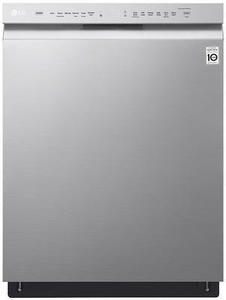 LG LDF5545ST Front Control Dishwasher w/ QuadWash
