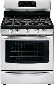 Kenmore 74333 5.6 cu. ft Gas Range w/ True Convection Stainless Steel