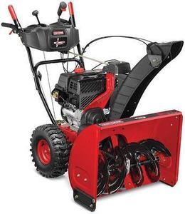 "Craftsman 88694 26"" Quiet 208cc Dual-Stage Zero Turn Snowblower"