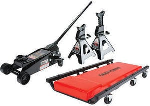 Craftsman 3-Piece Floor Jack Set