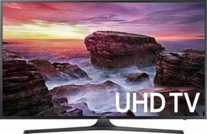 "Samsung 40"" LED 2160p Smart 4K Ultra HD TV"