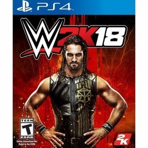 WWE 2K18 Play Station 4