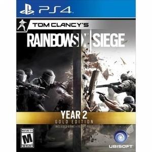 Tom Clancy's Rainbow Six Siege Gold Year 2 Edition Playstation 4