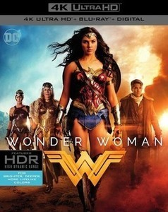 Wonder Woman w/ Digital Copy [4K Ultra HD Blu-ray/Blu-ray]