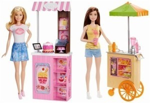 Mattel Barbie Play Set