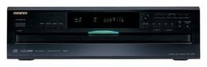Onkyo 6-Disc CD Player