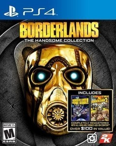 Boderlands: The Handsome Collection (PS4)