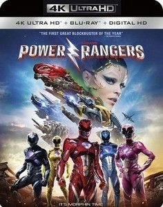 Saban's Power Rangers [4K Ultra HD Blu-ray] [2017]