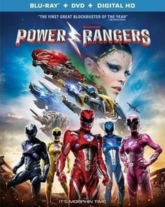 Saban's Power Rangers Blu-ray/DVD