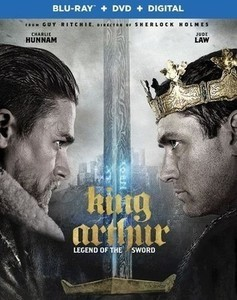 King Arthur: Legend of the Sword [Blu-ray/DVD] [2 Discs] [2017]