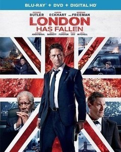 London Has Fallen [Blu-ray/DVD]