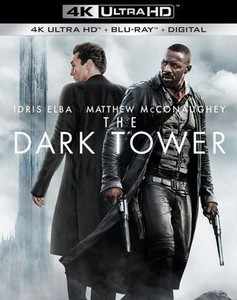 The Dark Tower (w Digital Copy/4K Ultra HD Blu-ray/Blu-ray]
