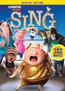 Sing [DVD] [2016]