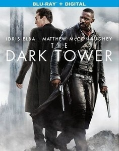 The Dark Tower Blu-ray + DVD + Digital