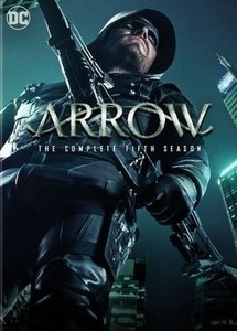 Arrow: The Complete Fifth Season DVD