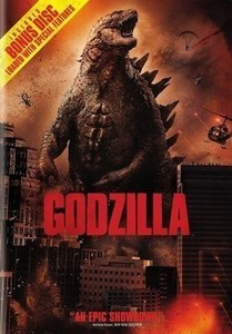 Godzilla Digital Copy +UltraViolet + DVD