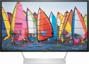 "HP Pavilion 32"" LED QHD Monitor"
