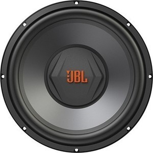 "JBL - CX Series 12"" Single-Voice-Coil 4-Ohm Subwoofer - Black"