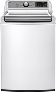 LG 5.0 Cu. Ft. 8-Cycle Top-Loading Washer