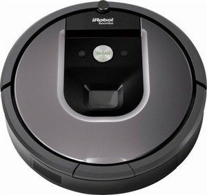 iRobot Roomba 960 App-Controlled Self-Charging Robot Vacuum
