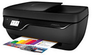HP OfficeJet 3833 Wireless Color Inkjet All-In-One Printer, Copier, Scanner, Fax