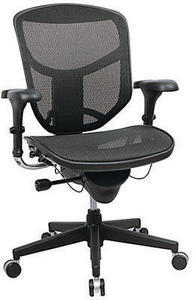 WorkPro Quantum 9000 Series Ergonomic Mesh Mid-Back Chair