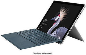 "Microsoft Surface Pro Tablet, 12.3"" Touch Screen, Intel Core i5, 4GB Memory, 128GB Hard Drive, Windows 10 Pro"
