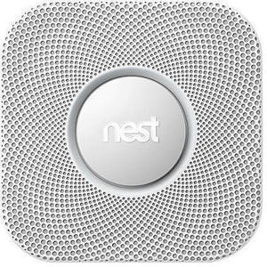 Nest Protect Battery-Powered Wi-Fi Smoke Detector
