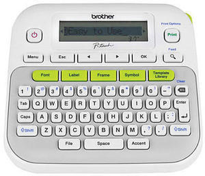 Brother Ptouch Labelmaker